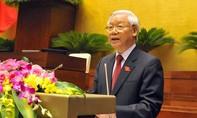 Tổng Bí thư: Đề nghị ĐBQH sáng suốt lựa chọn những người xứng đáng vào các chức danh lãnh đạo