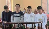 30 năm tù cho nhóm 4 thanh niên hiếp dâm tập thể tiếp viên 18 tuổi