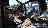 Xác minh nghi vấn 'hôi của' trong vụ cháy chợ sầm uất nhất huyện