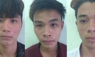 Nhóm đối tượng trộm điện thoại iPhone 5 sa lưới
