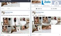 'Bán thân' qua mạng Zalo