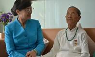Thăm, tặng quà cho các Bà mẹ Việt Nam Anh hùng nhân ngày 27-7