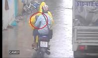 Hai tên trộm đột nhập phòng trọ cuỗm tài sản lúc trời mưa