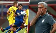 Hành trình thảm họa đến Trung Quốc của thầy trò Mourinho