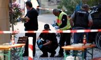 Kẻ đánh bom trước nơi tổ chức tiệc âm nhạc ở Đức là người tị nạn Syria