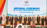 ASEAN không đạt được đồng thuận về vấn đề Biển Đông