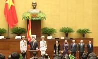 Ông Trần Đại Quang tái đắc cử Chủ tịch nước nhiệm kỳ 2016-2021
