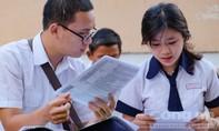 Bộ GD-ĐT công bố phổ điểm các môn thi xét tuyển ĐH, CĐ