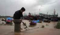 Vẫn còn 255 lao động Thanh Hóa trong vùng nguy hiểm của bão số 1