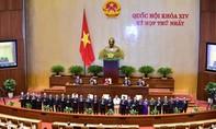 Chính phủ nhiệm kỳ 2016-2021 ra mắt
