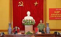 Bộ Công an gặp mặt đại biểu Quốc hội các tỉnh Tây Nguyên