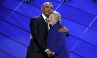"""Tổng thống Obama: """"Chúng ta sẽ đưa Hillary Clinton đến chiến thắng"""""""