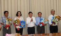 Trao quyết định chuẩn y chức danh lãnh đạo các địa phương của TP.HCM