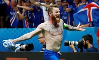 """Pháp – Iceland: """"Gà trống"""" giải mã """"ngựa ô"""""""