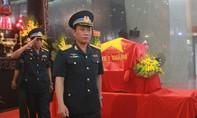 Nghẹn ngào lễ tiễn đưa phi đội trưởng Casa 212
