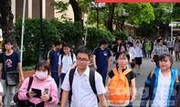 Số lượng thí sinh vi phạm giảm mạnh trong ngày thi thứ 3