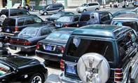 Bộ Tài chính hứa công bố rộng rãi số tiền thanh lý xe công