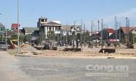 Dự án xây dựng nhà ở gây mất an toàn giữa khu đô thị