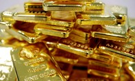 Giá vàng tăng gần một triệu đồng/lượng