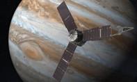 Bước tiến vĩ đại của khoa học: Tàu thăm dò Juno tiến thành công vào quỹ đạo Sao Mộc