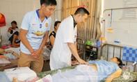 Bác sĩ hiến máu cứu sản phụ qua cơn nguy kịch