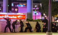 Toàn cảnh vụ tấn công bắn chết 5 cảnh sát Mỹ