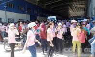 Hơn 1.000 công nhân dệt may Panko đình công