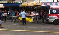 Thái Lan: Bom nổ ở phố đi bộ, sáu người thương vong