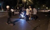 Hai xe máy tông nhau, 4 người thương vong