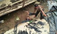 Xe tải chở hơn 30 tấn gạo đè chết cụ ông 74 tuổi