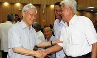 Ban Bí thư gặp mặt cán bộ cấp cao nghỉ hưu khu vực phía nam