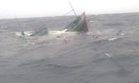 Ghe ra cửa biển thì bị chìm