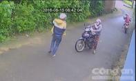 Clip hai tên trộm đi 'ăn hàng' giờ 'hành chính' giáp mặt với chủ nhà