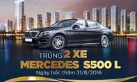 Cơ hội sở hữu bộ đôi đẳng cấp:  Căn hộ Vinhomes Golden River & xe Mercedes s500l