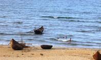 Hai học sinh chết đuối thương tâm khi tắm biển