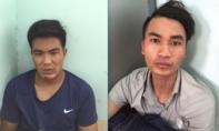Bắt nhóm giả danh Cảnh sát hình sự gây ra nhiều vụ cướp táo tợn