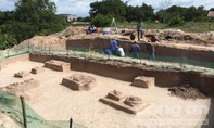 Phát hiện khu mộ táng và di vật cổ 3.000 năm tuổi