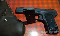 Nam thanh niên trộm súng K54 của cha để phòng thân