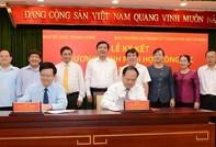 Ban Tổ chức Trung ương ký kết phối hợp với Ban Thường vụ Thành ủy TPHCM về công tác xây dựng Đảng