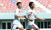 U19 Việt Nam đánh bại Thái Lan trong trận ra quân KBZ Bank Cup 2016