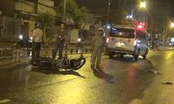 Xe máy tông dải phân cách, 3 người thương vong trong đêm