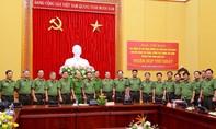 Tăng cường sự lãnh đạo của Đảng đối với công tác đảng, công tác chính trị trong CAND