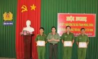 Công an Tây Ninh Sơ kết 3 năm công tác đấu tranh phòng, chống tội phạm có tổ chức