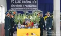 Phong quân hàm Thiếu úy cho học viên phi công hy sinh tại Phú Yên