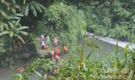 Tìm thấy thi thể nam sinh bị nước cuốn trôi mất tích tại thác Đam Bri
