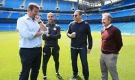 Barca – 'Dằm trong tim' của Manchester City