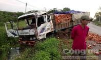 Tai nạn liên hoàn trên đường Hồ Chí Minh, một tài xế tử vong