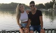 Chiêm ngưỡng cô bồ 'nghiện' bikini của sao trẻ Real Madrid