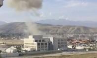 Xe bom lao vào đại sứ quán Trung Quốc ở Kyrgyzstan