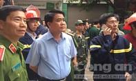 Xác định danh tính 8 nạn nhân trong vụ sập nhà ở Hà Nội